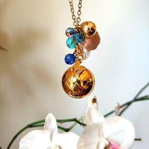 Authentic Missoni Ball Perfume necklace